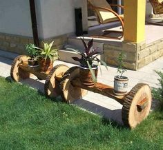 Awesome Ideas for Patio Decor Planters