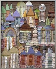 Marrakesh mosaic by Sherri King