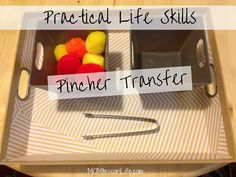 L has been interested in trying out different utensils in the kitchen. While walking around the mall trying to induce labor with N, I found an awesome kitchen supply store filled with tons of wond…