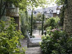 CHAMBRE HOTES HONFLEUR -Location Chambres d'hôtes de charme à Honfleur en Normandie La Cour Sainte Catherine