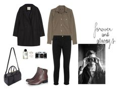 """""""Untitled #568"""" by afashionhouse ❤ liked on Polyvore featuring American Vintage, A.P.C., Frame Denim, 3.1 Phillip Lim, Yves Saint Laurent, Byredo, Jordan Askill and ADAM"""