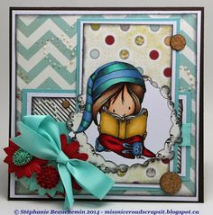 A World of Creative Possibilities Tiddly Inks, Ink Stamps, Sweet Dreams, Layouts, Christmas Cards, Creative, Frame, Girls, Handmade