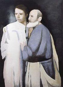 Luc Tuymans Petrus & Paulus