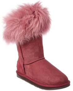 Spotted this Australia Luxe Collective Foxy Shearling Sheepskin Boot on Rue La La. Shop (quickly!).