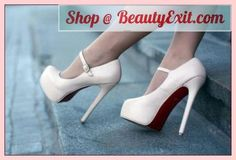 Shop High Heels 01845 @ http://beautyexit.com/high-heels.html #shoes #shoegame #highheelshoes #shoelover #shoequeen #heels #fashionistas #trends #shoeaddict #shoetrends #highheels #designershoes #fashion #pumps #stylish