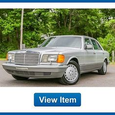 cool 1987 Mercedes-Benz 300-Series 4 Dr Turbo diesel - For Sale View more at http://shipperscentral.com/wp/product/1987-mercedes-benz-300-series-4-dr-turbo-diesel-for-sale/