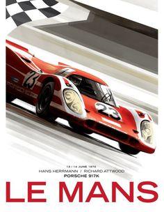 Le Mans Sieg 1970