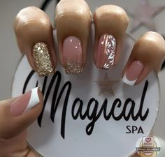 Pretty Nail Art, Summer Acrylic Nails, Nail Trends, Cute Nails, All The Colors, Nail Art Designs, Gel Nails, Spa, Tattoos
