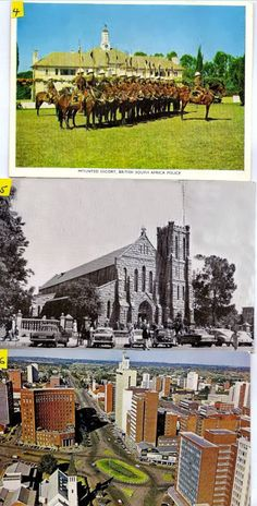 Rhodesia Remembered: Memorabilia - Southern Rhodesia - 1930 to 1970