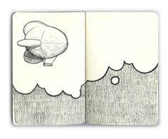 Blimp sketch