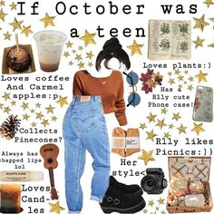 Autumn Aesthetic, Aesthetic Fashion, Aesthetic Clothes, Trendy Outfits, Fall Outfits, Cute Outfits, Fashion Outfits, Look Girl, Up Girl