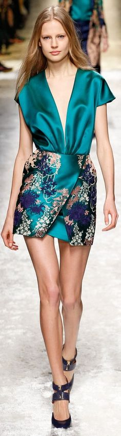 FALL 2014 READY-TO-WEAR Blumarine