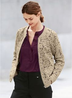 ONLY Sheer Knit Cardigan from koovs.com | cardigan for women ...