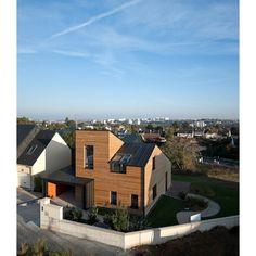 """La Maison Air et Lumière"" is an energy optimised home in France."