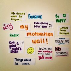 My motivation wall The Effective Pictures We Offer You About studying motivation pics A quality pict Motivation Wall, Study Motivation Quotes, Motivation Boards, Wall Quotes, Motivational Quotes, Inspirational Quotes, Inspiration Wall, Motivation Inspiration, Student Room
