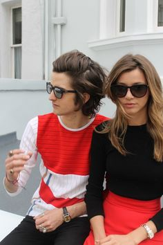 Seeing Red — The Trend Pear