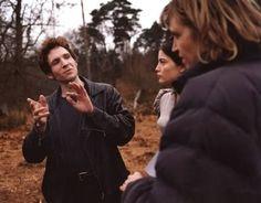 Ralph Fiennes, Liv Tyler, and Martha Fiennes.