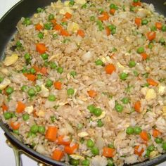 Benihana Japanese Fried Rice II Recipe. BEST FRIED RICE EVERRRRR!!!