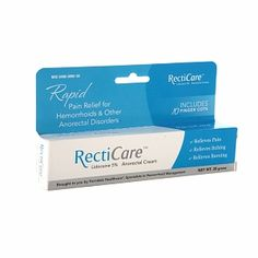 Buy RectiCare Lidocaine 5% Anorectal Cream with free shipping on orders over $35, low prices & product reviews | drugstore.com