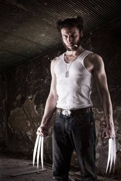 Wolverine by ~Lightkast on deviantART