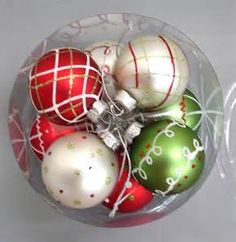 Christmas Ornaments - Bing Images