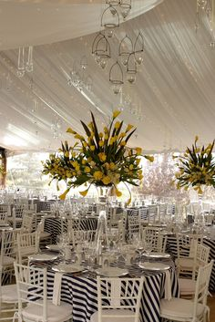 Beautiful tent decor | photo via T'DA Design