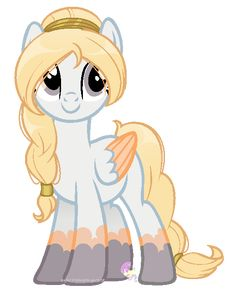 """This is a Cloud Pony oc for PyscoSnowflake I hope you like her! ^^ Type Summer dusk cloud Cloud Ponies c SugarMoonPonyArtist Base by iVuiAdopts """"MLP FIM(C)"""