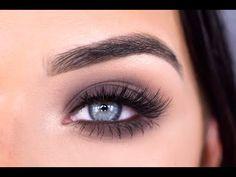 eye makeup for brown eyes ; eye makeup for blue eyes ; eye makeup tutorial for beginners ; eye makeup for hooded eyes ; Monolid Makeup, Dark Eye Makeup, Eye Makeup Steps, Blue Eye Makeup, Makeup Tips, Makeup Hacks, Natural Makeup, Makeup Tutorials, Golden Makeup