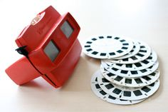 What a thrill! Get out your View master and click through the same disks again and again.