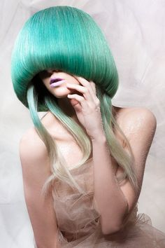 Hair down by the sea!.. - Elumen color