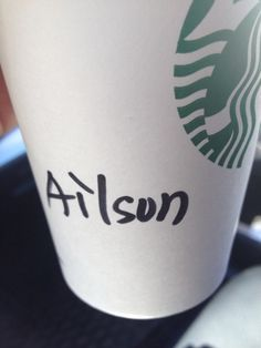 These Starbucks Employees Fail Miserably At Spelling Nameshttp://giveitlove.com/starbucks-employees-fail-miserably-spelling-names/