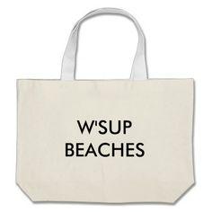 w'sup beaches bestselling beach bag