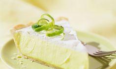 Leckerer Key Lime Pie frisch aus Florida