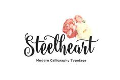 Steelheart by artimasa on @creativemarket