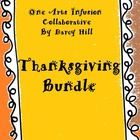 Here is a sweet collection of 3 simple, original Thanksgiving songs, as well as some little prayers and graces, all products most well suited for P...