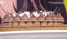La ricetta della torta millefrolle di Dal De Riso, il dolce di oggi 10 novembre 2017 a La prova del cuoco