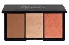 Sleek Make Up Blush By 3 Blush Palette Pumpkin Sleek Makeup, Glowy Makeup, Glowy Skin, Beauty Makeup, Face Makeup, Makeup Blush, Bronzer Makeup, Makeup Light, Drugstore Makeup
