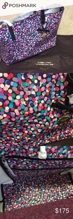 🌺Hawaii Exclusive🌸Kate Spade Hawthorne Lane Bag Brand new, never used. Kate Spade Hawthorne Lane Confetti Bag. Comes with original dust bag. Hawaii exclusive. kate spade Bags Totes