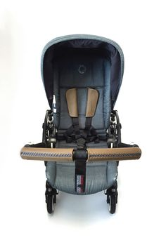 Bugaboo Bee real leather lace-up covers