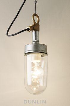 Dunlin - Well Glass Pendant Light