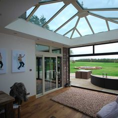 Inspiration for your Orangery | Crystal Living Orangery Extension Roof Ideas Glass Roof & The 22 best Glass Roof Ideas images on Pinterest | Glass ceiling ...