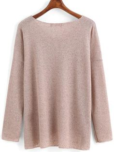 Sweater Pink Fall V Neck Light Soft Sweater | Pink, Spring and Vs