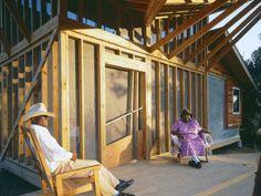 architecture by Samuel Mockbee & Rural Studio