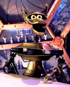 Crow T. Robot from MST3K