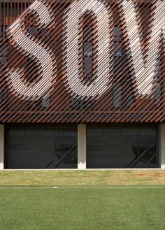 Nike Football Training Centre, Soweto By RUFproject – 17 | Designalmic