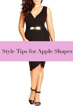 Style Tips for Apple Shapes