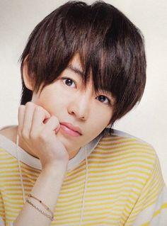 Daiki Arioka from Hey! Say! JUMP