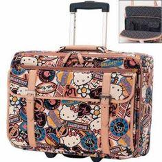 hello kitty luggages | hello kitty travel luggage