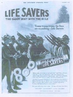 Our Local History Librarian shares the sweet history of the popular Life Saver candy, which was popularized by Greenwich resident Robert Peckham Noble.
