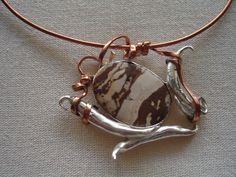 Detail of pendant